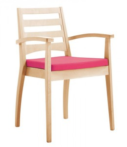 Contemporary Wood chair